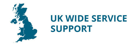 UK wide service support