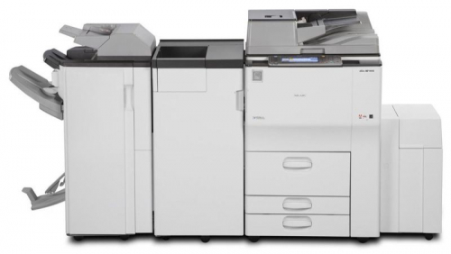 Ricoh Aficio 7502 Finisher 2